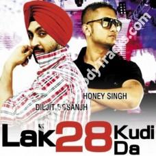 Lak 28 kudi da - Karaoke Mp3 - Diljit Dosanjh - Honey Singh - Punjabi Bhangra