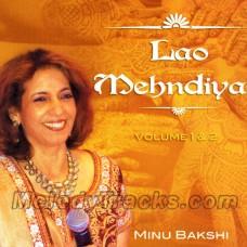Kala Sha Kala - Karaoke Mp3 - Minu Bakshi - Punjabi Medley
