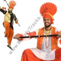 Punjabian Da Dhol Wajda - Karaoke Mp3 - Punjabi Bhangra