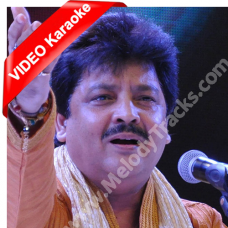 Chand Taron Mein Nazar - MP3 + VIDEO Karaoke - Sadhana & Udit