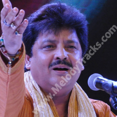 Aage Aage Chahat Chali - Karaoke Mp3 - Udit - Chand Sa Roshan Chehra 2005