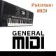 Pakistani MIDI