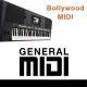 Bollywood MIDI