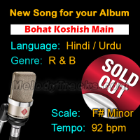 Bohat Koshish Main Karta Hoon - New Ready Made Song available to purchase