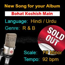 Bohat Koshish Main Karta Hoon - New Ready Made Song available to purchase