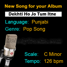 Dekhti Ho Jo Tum Itne - New Ready Made Song available to purchase