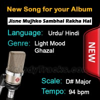 Jisne Mujhko Sambhal Rakha Hai - New Ready Made Song available to purchase