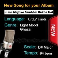 Jisne Mujhko Sambhal Rakha Hai - New Ready Made Song available to purchase