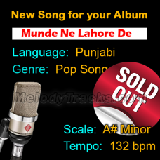 Munde Lahore De Sab Ton Shoqeen - New Ready Made Song available to purchase