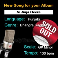Ni Aaja Heere - New Ready Made Song available to purchase