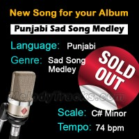 Punjabi Sad Medley - Pakistani - New Ready Made Song available to purchase