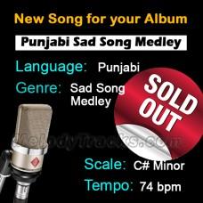 Punjabi Sad Medley - Pakistani - New Ready Made Song available to purchase