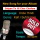 SOLD-OUT - Saiyan Tu Hi Char Chufere - New Ready Made Song available to purchase