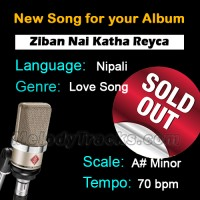 Ziban Nai Katha Reycha - Nipali - New Ready Made Song