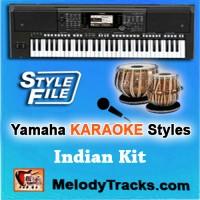 Yamaha Karaoke Styles - Kishore / Talat Hits 1 - Keyboard Beats - Rhythms - Indian Kit - SFF1 - SFF2
